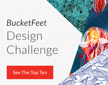 Vote on the Oceans Design Challenge with BucketFeet!