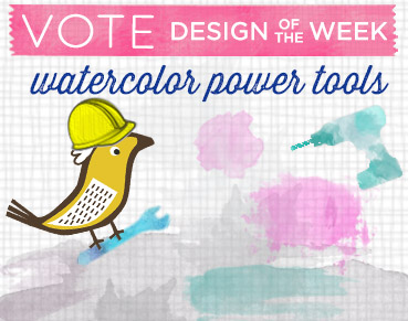 Vote in the Design of the Week Challenge for Power Tool Designs