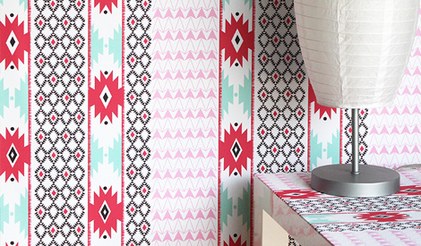 Create your own fabric, wallpaper & gift wrap - Spoonflower