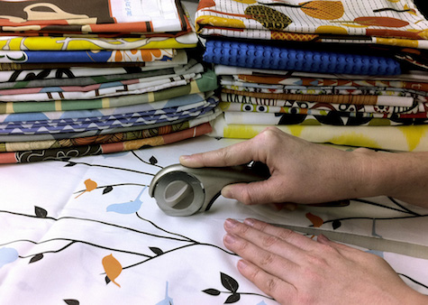 Design your own custom Spoonflower fabric