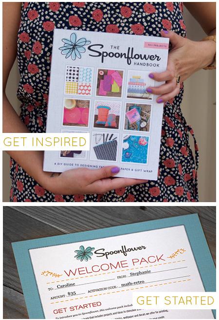 Welcome Packs - Spoonflower