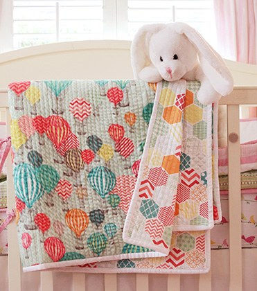 Make gorgeous quilts with Minky