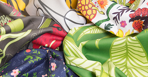 Shop Spoonflower's marketplace for Organic Cotton Sateen fabric