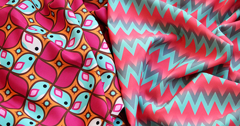 Shop for custom Spoonflower Silky Faille fabric